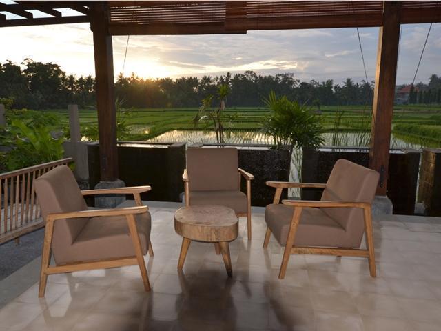 Villa Kayu Lama Bali - Teras