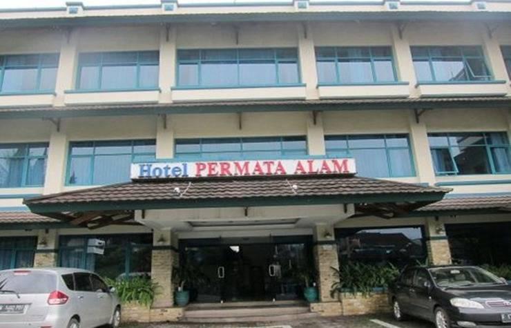 Hotel Permata Alam Bogor - Extarior