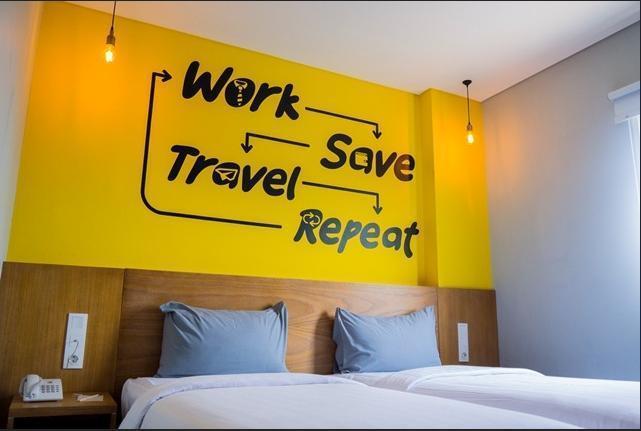 Radja Art and Boutique Hotel Semarang - Superior Room