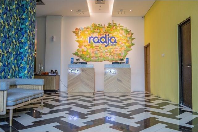Radja Art and Boutique Hotel Semarang - Lobby