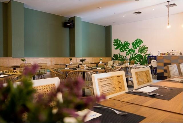 Radja Art and Boutique Hotel Semarang - Restaurant