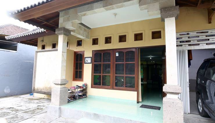 Morotai Camp Hostel Bali - Pintu Masuk