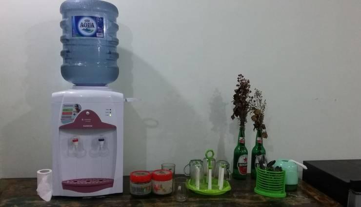 Morotai Camp Hostel Bali - Teh, Kopi dan Air Minum Gratis