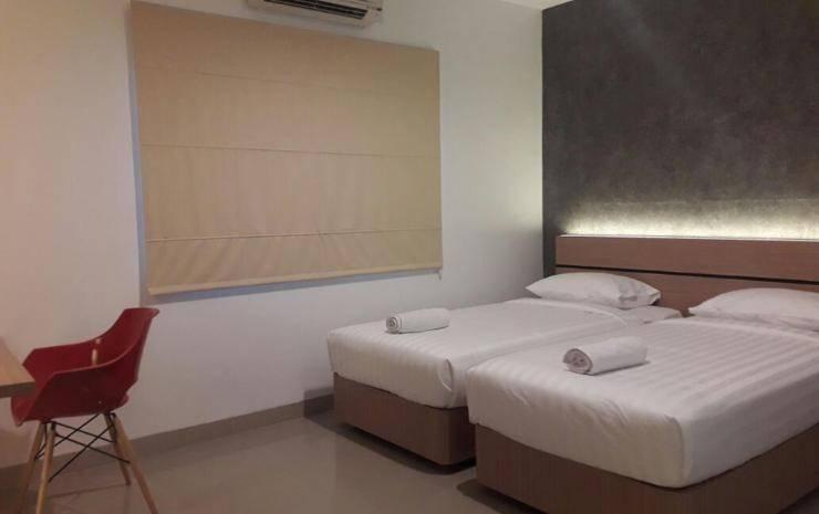 Citismart Hotel Cikarang Bekasi - Kamar