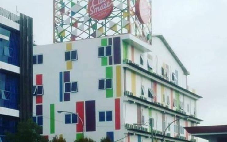 Citismart Hotel Cikarang Bekasi - bangunan