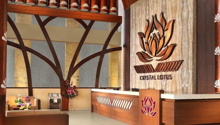 Crystal Lotus Hotel Yogyakarta - Featured Image