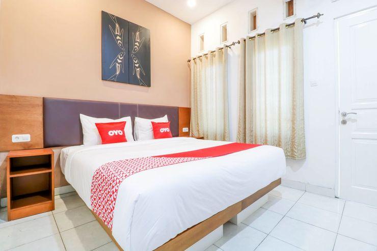OYO 1486 Tantular Residence Bali - Bedroom