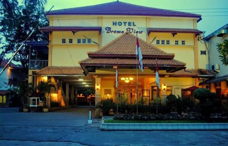 Bromo View Hotel Probolinggo - Eksterior