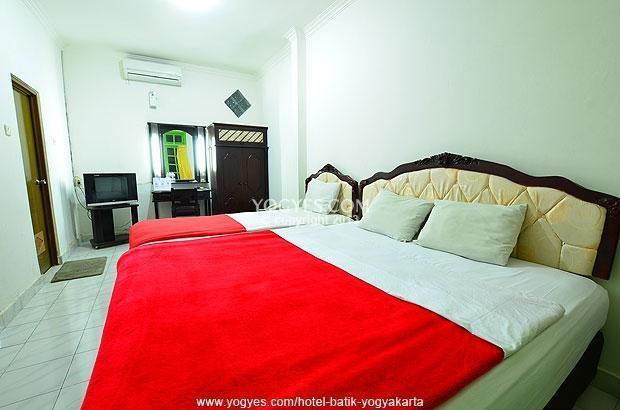 Hotel Batik Yogyakarta - Kamar Tamu