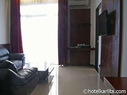 Karlita Hotel Tegal - Panorama Suite