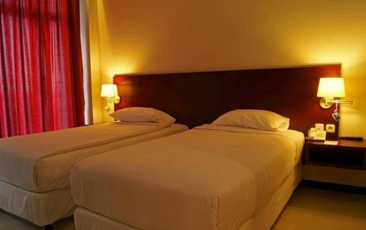 Karlita Hotel Tegal - Baru deluxe
