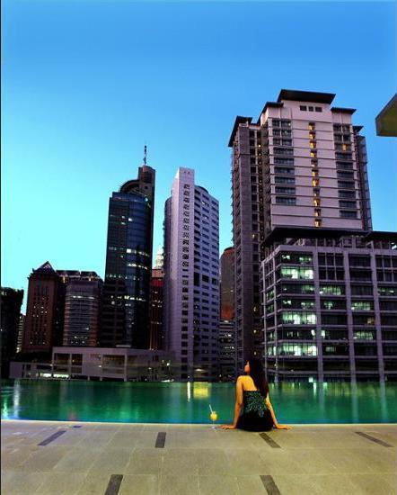 Invito Hotel Suites Kuala Lumpur - Rooftop Pool