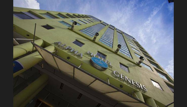 Alpha Genesis Hotel Kuala Lumpur - Hotel Front