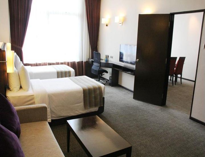 Furama Bukit Bintang Kuala Lumpur - Guestroom