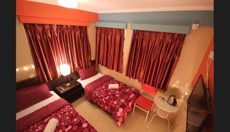 Review Hotel Comfort Hostel (Hong Kong)