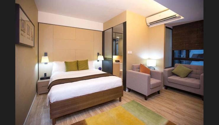 Review Hotel Eaton Residences, Wan Chai Gap Road (Hong Kong)