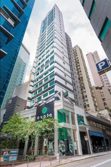 Tarif Hotel Ovolo Central (Hong Kong)