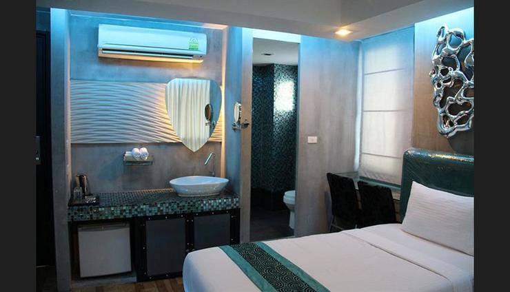 Review Hotel Blutique Hotel (Bangkok)