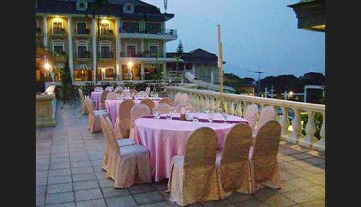 Alamat Tretes Raya Hotel And Resort - Pasuruan