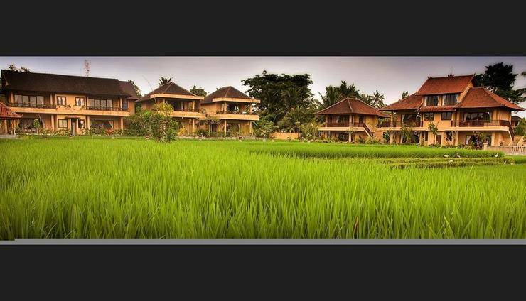 Sri Bungalows Ubud - Featured Image