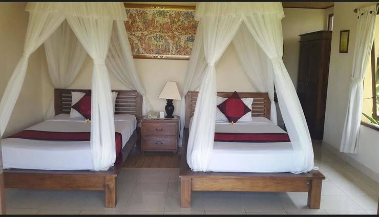 Harga Hotel Sri Bungalows Ubud (Bali)