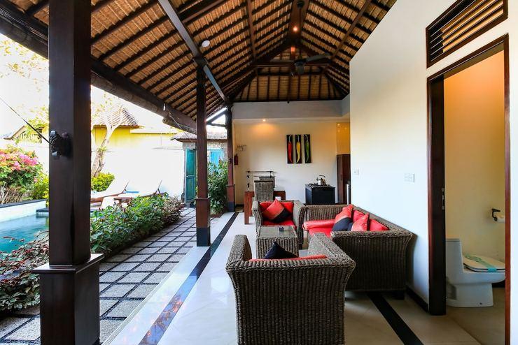 Aleesha Villas Bali - Terrace/Patio