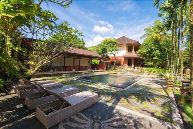 Puri Dalem Cottages Bali - Outdoor Pool