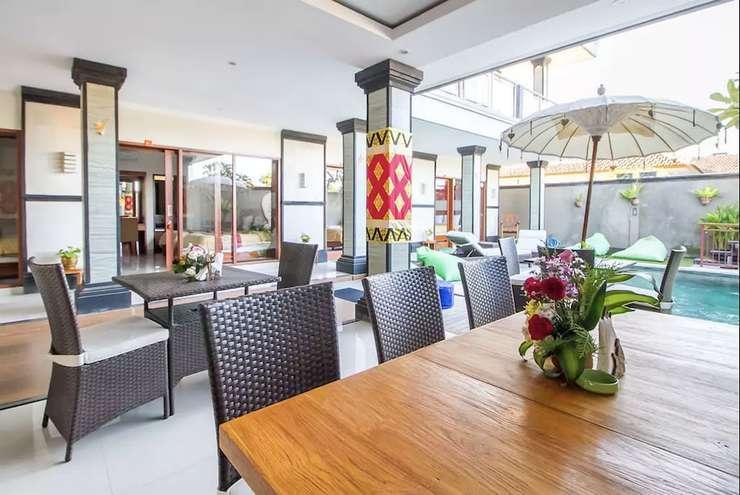 Lebak Bali Nelayan Bali - Hotel Interior