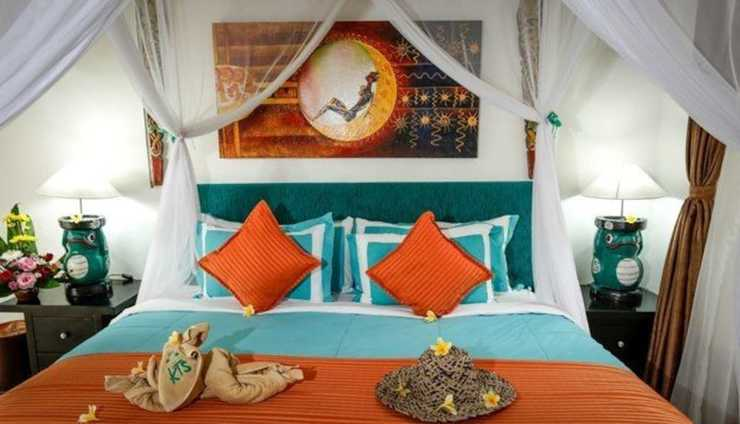 KTS Day Spa & Retreat Bali - Guestroom