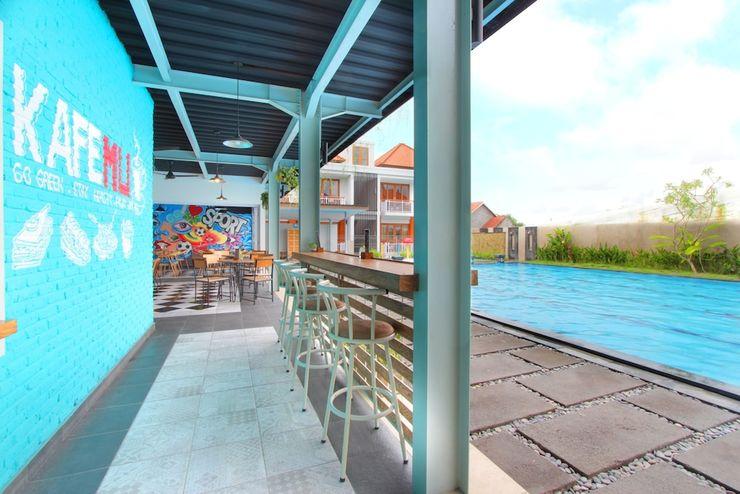 Umah Bali Suite and Residence Bali - Poolside Bar
