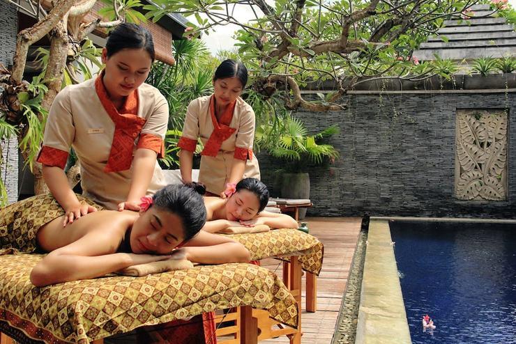 The Wolas Villa & Spa Bali - Spa