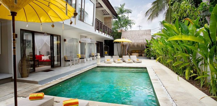 The Royal Palm Villa Bali - Featured Image