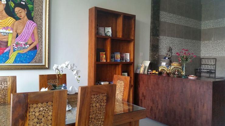 Ubud Paradise Villa Bali - In-Room Dining