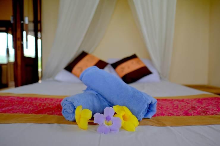 Dukuh Village Homestay & Villas Bali - Guestroom