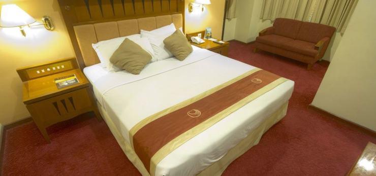 Bidakara Fancy Tunjungan Hotel Surabaya - Guestroom