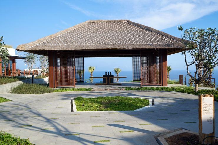 Six Senses Uluwatu Bali - Lobby