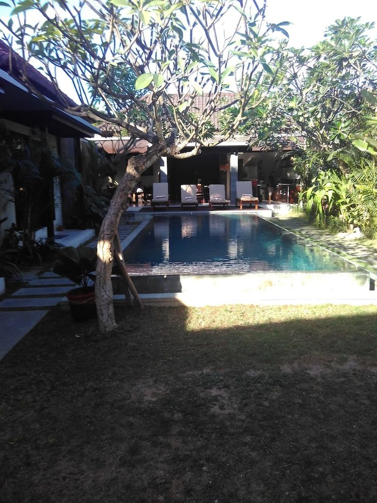 Luxury Family Three Bedroom Villa Bali - Featured Image