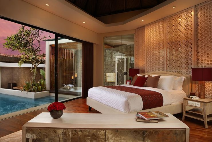 Berry Amour Romantic Villas Bali - Featured Image