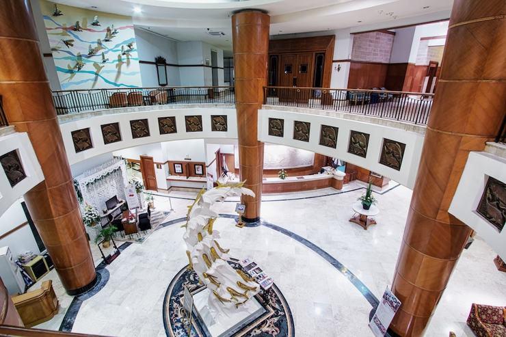 Hotel Sahid Jaya Makassar City Centre Makassar - Lobby