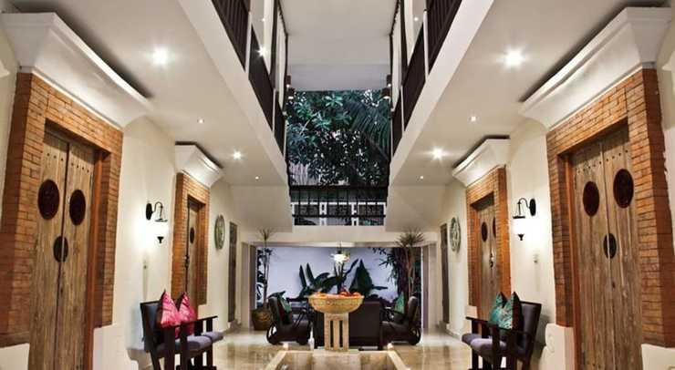 Abian Biu Mansion Bali - Lobby