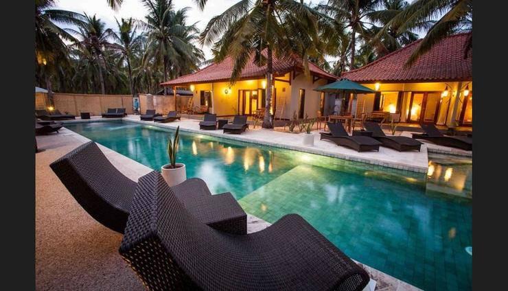 Alamat Review Hotel Belukar - Lombok