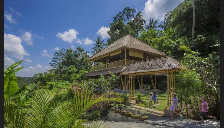Mandapa, Ritz-Carlton Reserve Ubud - Childrens Play Area - Outdoor