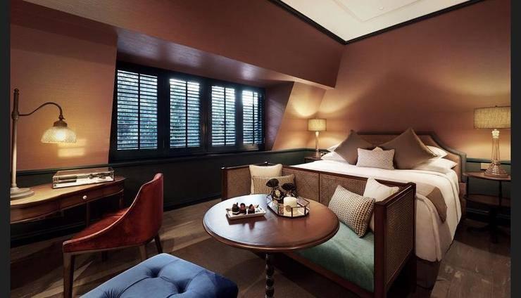 The Gunawarman Jakarta - Guestroom