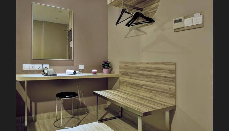 Fragrance Hotel Crystal - Guestroom