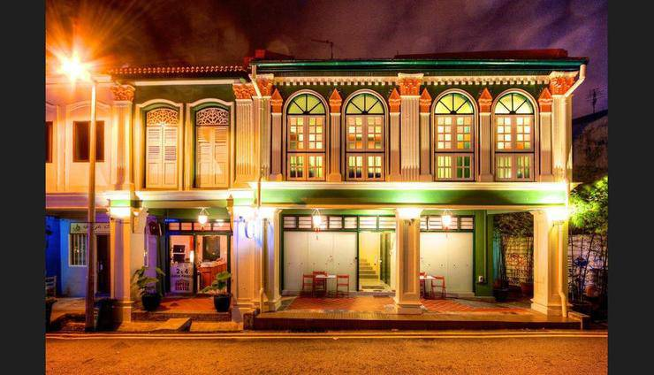 Superb Hostel Singapore - Featured Image