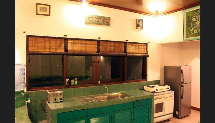 Cocoa Ubud Private Villa Bali - In-Room Kitchen