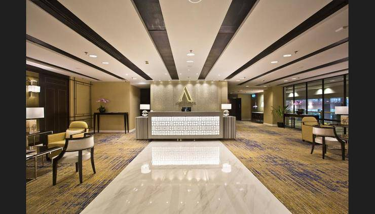 Review Hotel Ambassador Transit Hotel Terminal 3 (Singapore)
