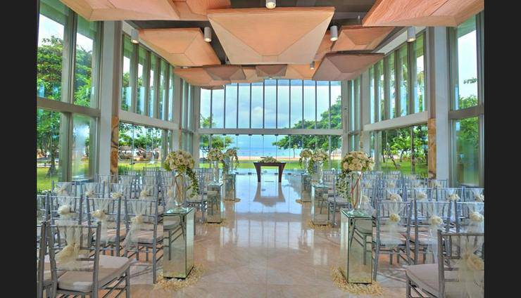 Suites & Villas at Sofitel Bali Nusa Dua - Chapel