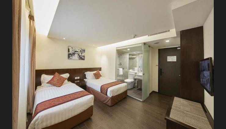 Link Hotel Singapore - Guestroom