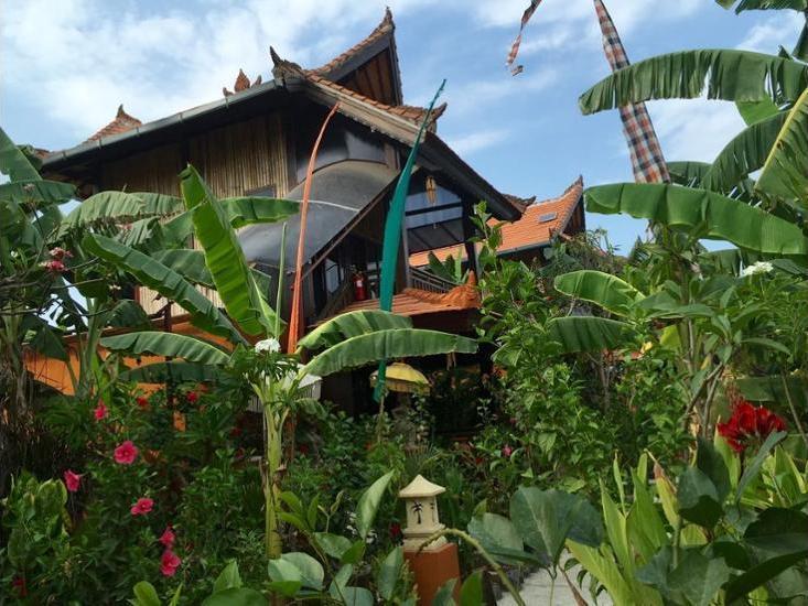Tarif Hotel Mahogany Cottage (Lombok)